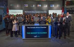 Edlis participates in Africa Accelerating 2017 in Toronto, Canada.